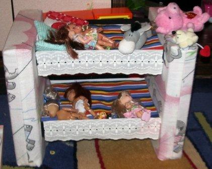 Как кукле сделать шкаф - Luboil.ru