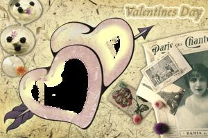 14 февраля - Сердечки